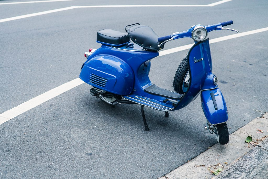 Scooter onderdelen